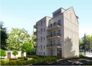 Bernsdorf 300x214 - Denkmalobjekt: Hans-Sachs-Straße Baufortschritt